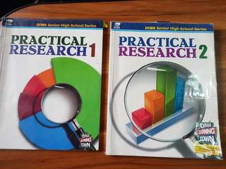 Practical Research 1 & 2 for gr 11 and 12