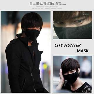 BNIP activated carbon mask