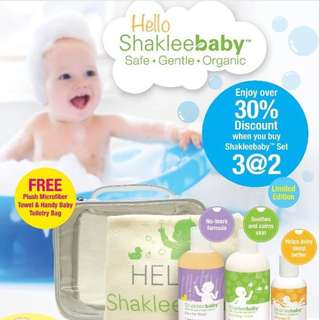 Shaklee baby