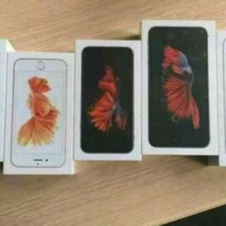 Iphone 6s64GB-Kredit ktp-kk