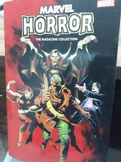 Marvel Horror - The Magazine Collection