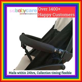 Belt Extension for Stroller Handle Bars