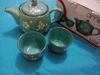 Omega Tea Set