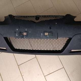 Gen2 Front Bumper Standard