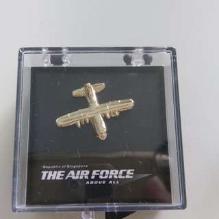 The Air Force Airplane Badge