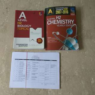 A level Revision Packages