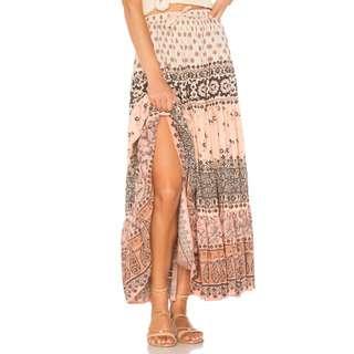 BNWT Spell Lionheart Maxi Skirt Size XS $RRP269