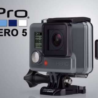 🚚 GoPro hero5(black)全新!!