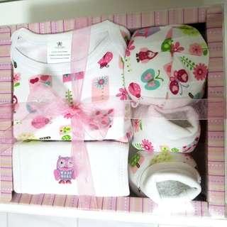 Shears Baby Girl Gift set
