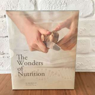 The Wonders of Nutrition Book Set by Dr Ang Boon Liat