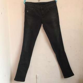 Mango Jeans Womens Denim Pants W30in x L28in