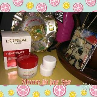 Share eye cream loreal paris