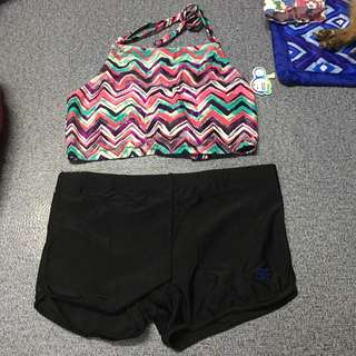 Halter Two Piece Swimsuit