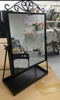 Ikea Table Mirror Karmsund