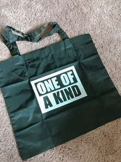 GD one of a kind 環保袋