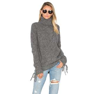 NEW Lovers & Friends Cowl Neck Sweater