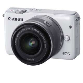 Canon EOS M10 Kit (15mm-45mm)