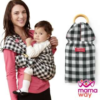 MaMaWay媽媽餵育兒揹巾