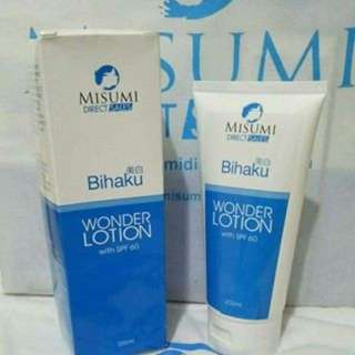 Bihaku Wonder Lotion