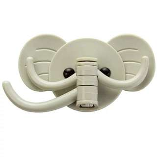 Sticky elephant hook