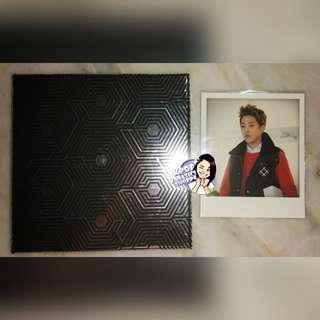 EXO Overdose Album (Kr Press) China Version