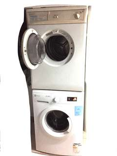 Dryer Electrolux Dryer & Washing Machine Set