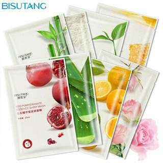 Bisutang Face Sheet Mask