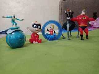Mc Donald's Happy Meal Toys