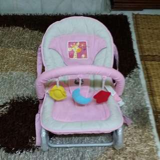 Baby rocker sweet cherry