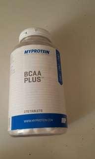 Vitamin B6  amino acid supplement leucine, isoleucine, and valine - MyProtein健身gym 維他命丸