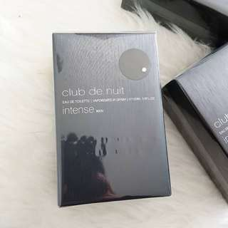 🆕 Armaf Club de Nuit Intense Man Eau de Toilette 105ml