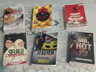 Novel Hot