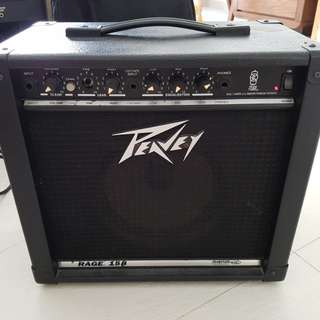 Peavey Rage 158 Guitar Amplifier