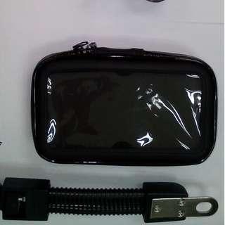 gps handphone holder waterproof