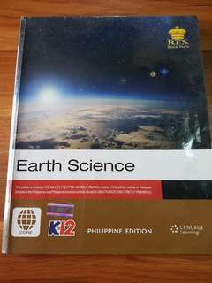 Earth science for gr. 11 and 12