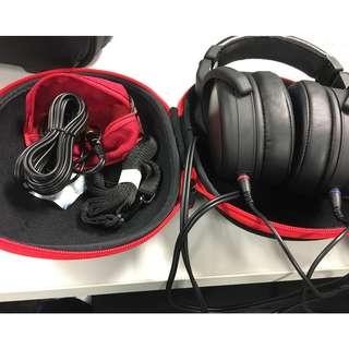 (clearing my collection) Brainwavz HM5 casual & Studio Monitor Headphone