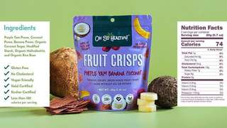 [PREORDER] Oh So Healthy: Fruit crisps