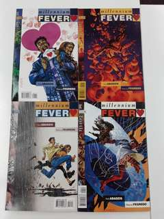 Millennium Fever (1995) Comics Set