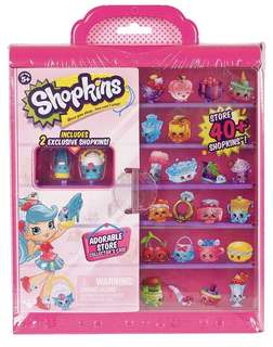 Shopkins Collector Case