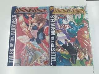 Tales of the Marvels Wonder Years (1995) Comics Set