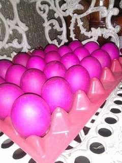Itlog na maalat / Duck Salted Eggs