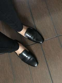 Pabder Leather Shoes