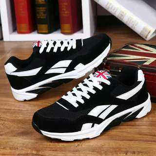 Outdoor spring Men Shoes Running Flat Sports comfortable Walking jogging Sneakers Athletics lace up Chaussures Homme For Adults