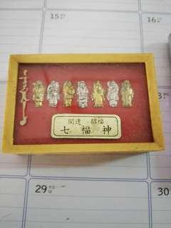 七福神 70s prosperity souvenir