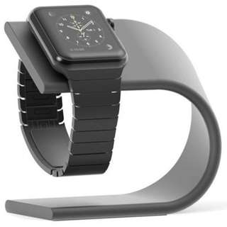 Durable Aluminum Alloy Charging Holder Stand Dock Station for Apple Watch iWatch