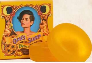 Oab's - Moonlight honey facial soap bar