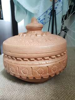Indian Ceramic pot