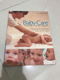 Baby Care Manual for new parents