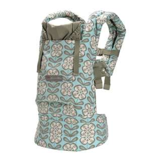 Direct Factory Ergobaby Designer Series Organic Cotton Original Baby Wearing Carrier- Floral Portofino Pattern