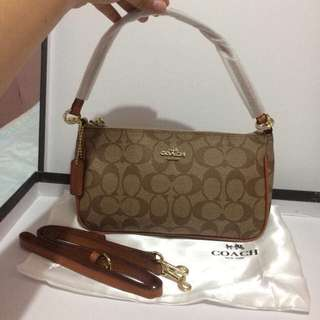 Coach sling bag (Free Delivery)